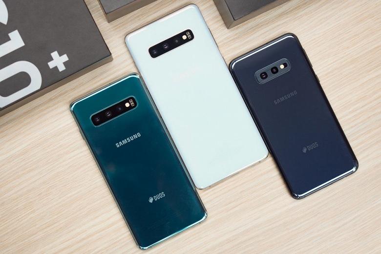 Вслед за Galaxy S9. Обновление принесло Samsung Galaxy S10 новую функцию камеры