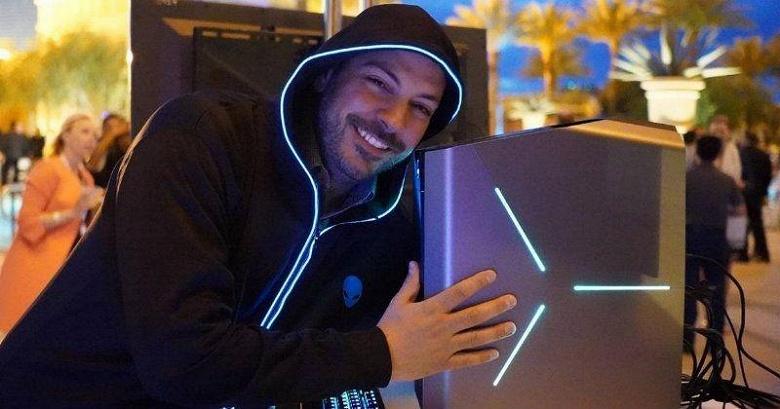 AMD заполучила себе Фрэнка Азора — соучредителя Alienware, проработавшего в Dell почти четверть века