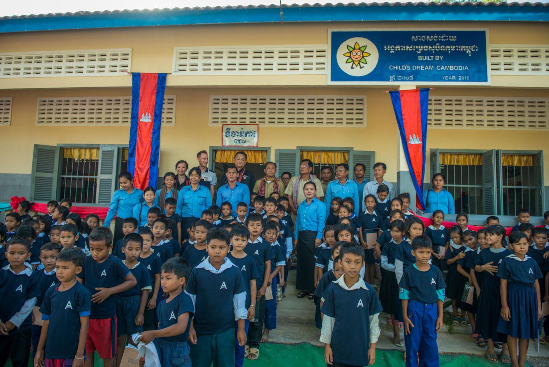 Acronis Foundation: школы построены уже в 8 странах мира. Вы с нами? - 11