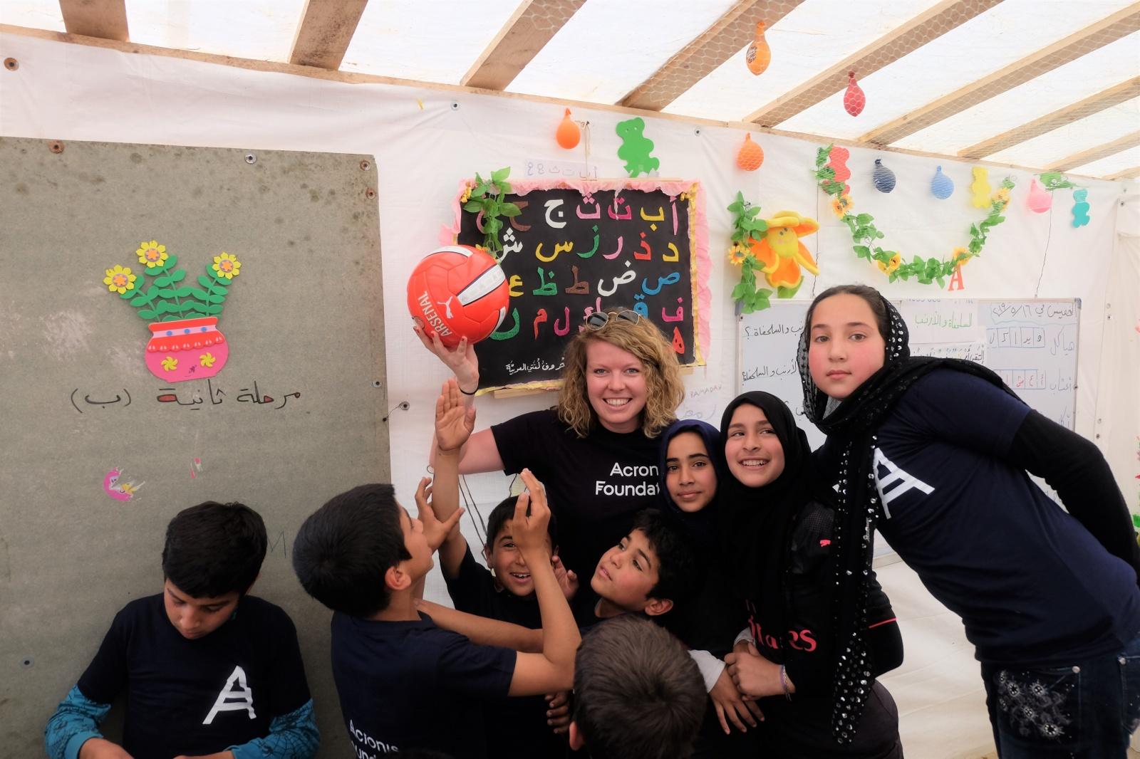 Acronis Foundation: школы построены уже в 8 странах мира. Вы с нами? - 3