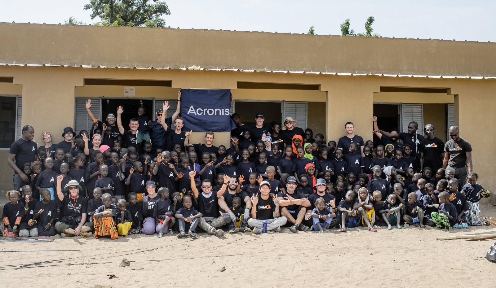 Acronis Foundation: школы построены уже в 8 странах мира. Вы с нами? - 5