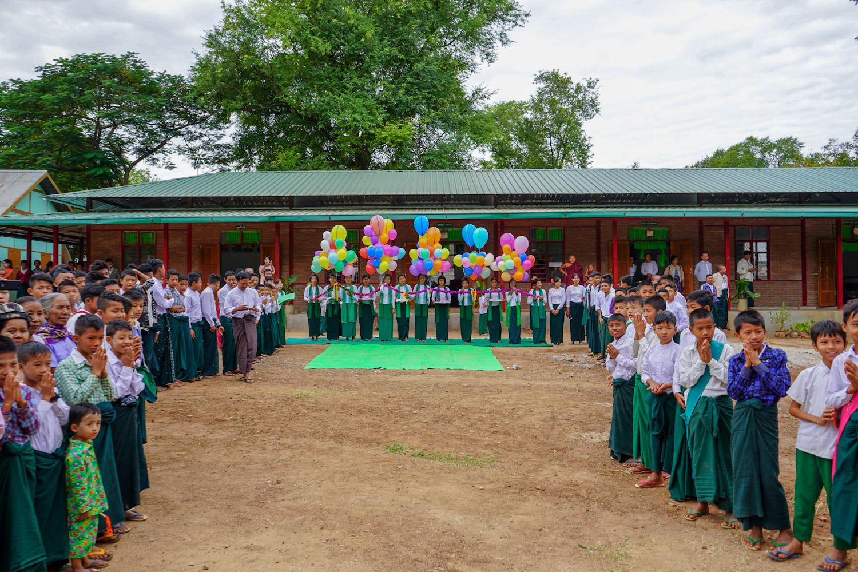 Acronis Foundation: школы построены уже в 8 странах мира. Вы с нами? - 9