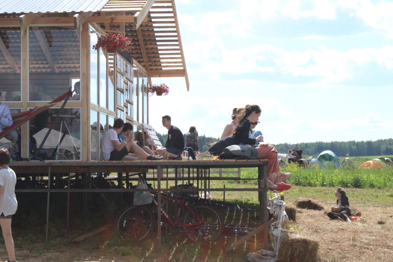 Баркемп – первое публичное мероприятие в поселке - 3