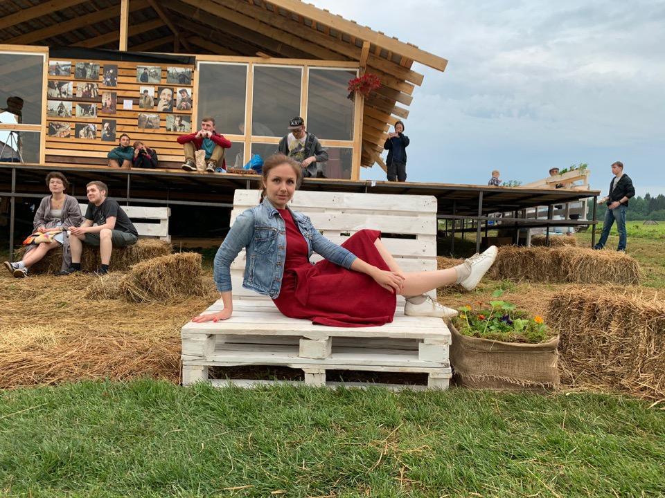 Баркемп – первое публичное мероприятие в поселке - 5