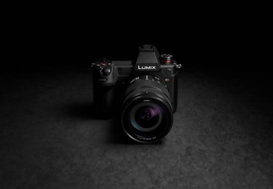 Камера Panasonic S1H будет оснащена стабилизатором изображения - 1
