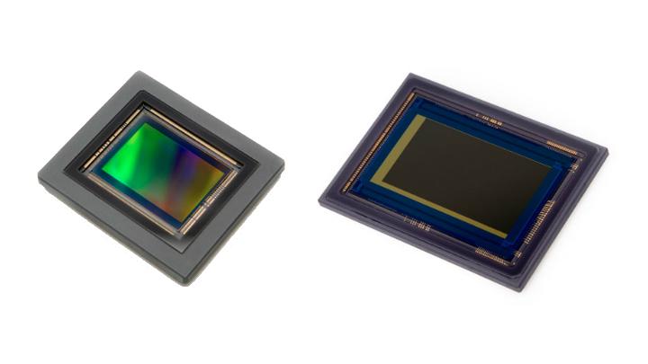 Разрешение полнокадрового датчика изображения Canon 35MMFHDXSMA равно 2,7 Мп, а датчика Canon 120MXSI формата APS-H — 120 Мп