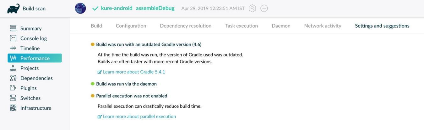 Уменьшаем время сборки ваших Android-проектов - 5