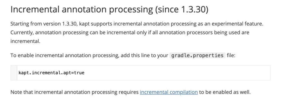 Уменьшаем время сборки ваших Android-проектов - 9