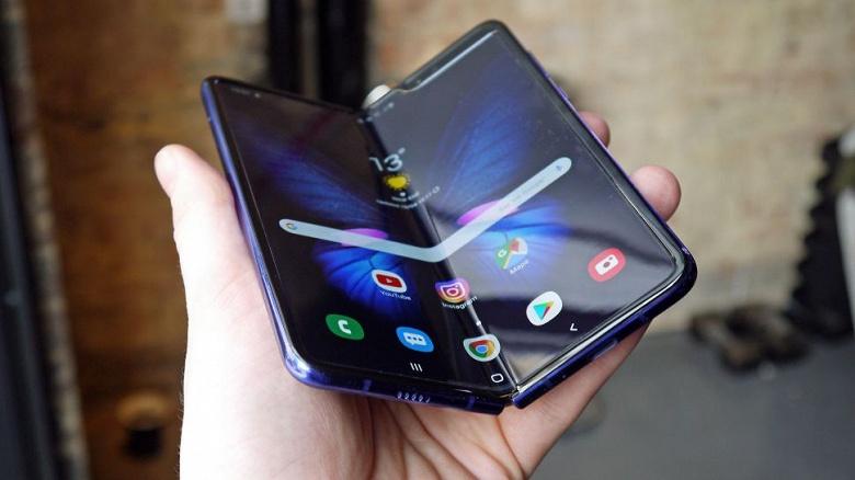 4G-версия Samsung Galaxy Fold получит поддержку двух SIM-карт и более емкий аккумулятор