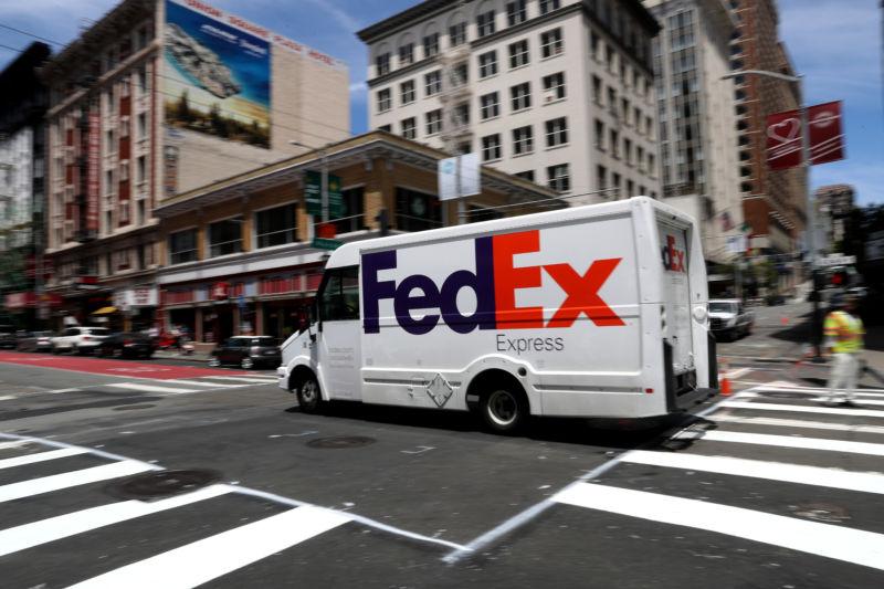 Fed Ex подала в суд на правительство США за контроль над экспортом - 1