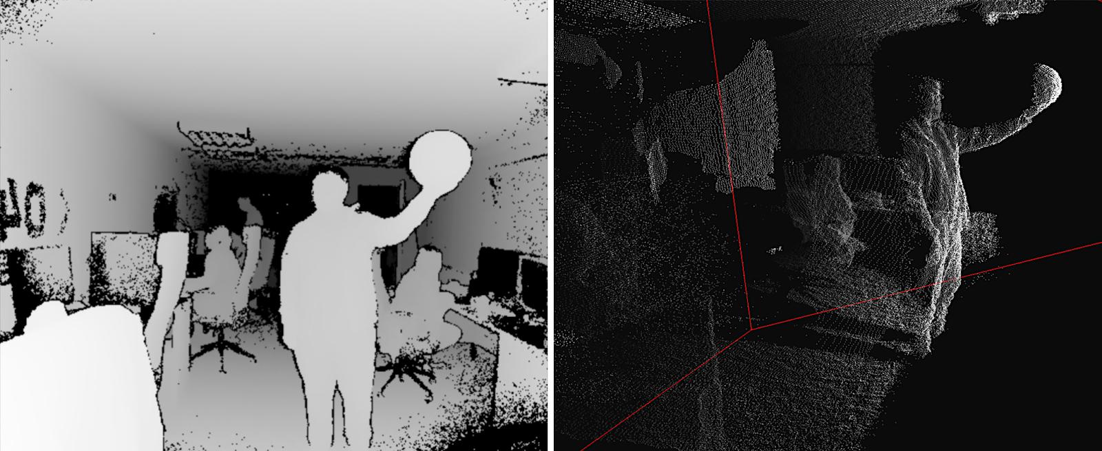 Камеры глубины — тихая революция (когда роботы будут видеть) Часть 1 - 2