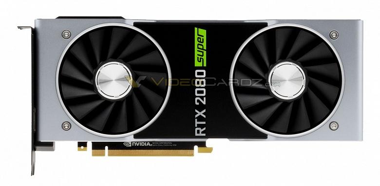 Подтверждено: видеокарты GeForce RTX Super дебютируют 2 июля, а модель RTX 2060 Super действительно получит 8 ГБ памяти