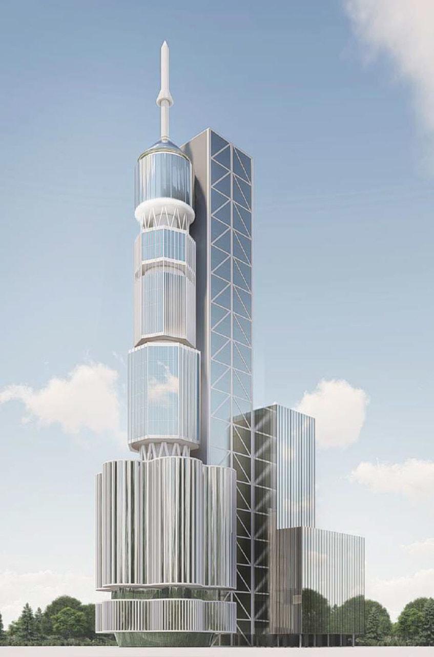 Принято решение о постройке Национального космического центра в Москве на месте ГКНПЦ им. Хруничева - 4