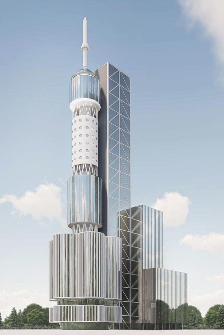 Принято решение о постройке Национального космического центра в Москве на месте ГКНПЦ им. Хруничева - 5