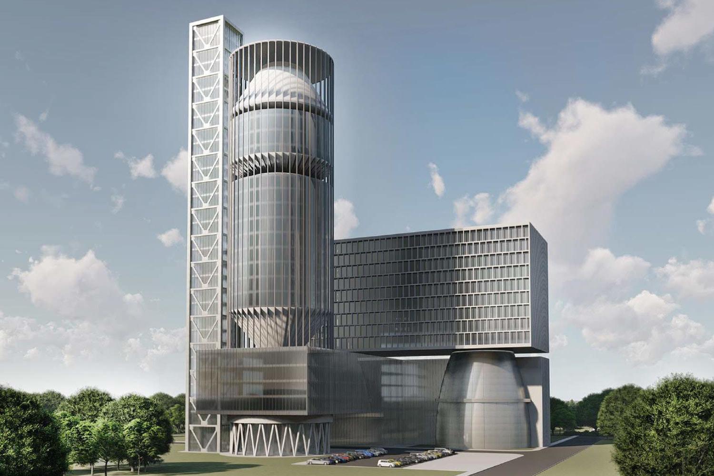 Принято решение о постройке Национального космического центра в Москве на месте ГКНПЦ им. Хруничева - 7