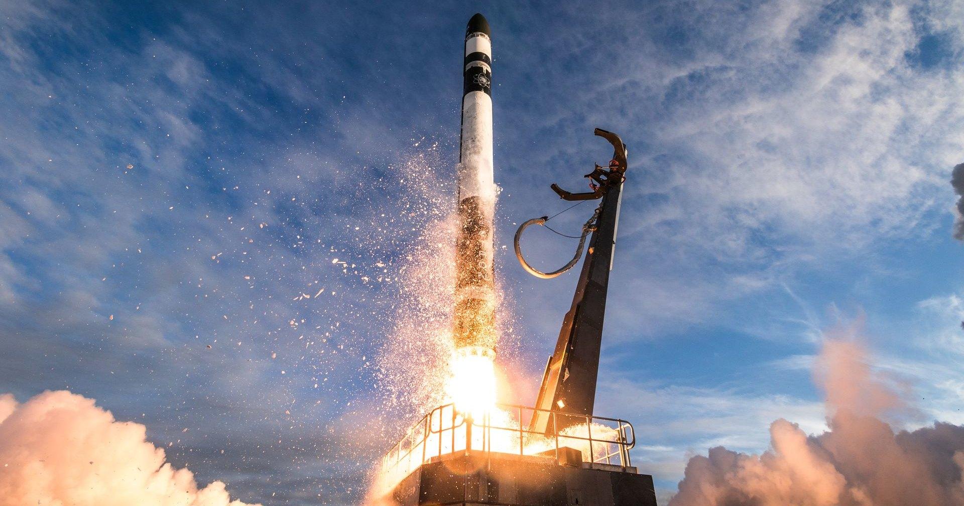 Прямая трансляция запуска Rocketlab Electron