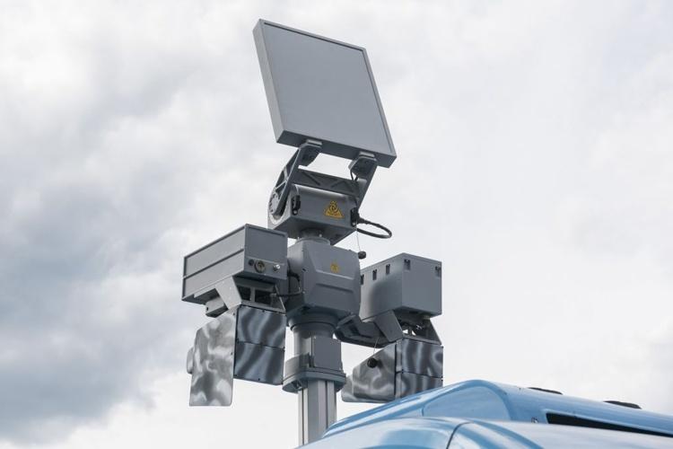 Система «Сапсан-Бекас» выводит из строя дроны на расстоянии более 6 км