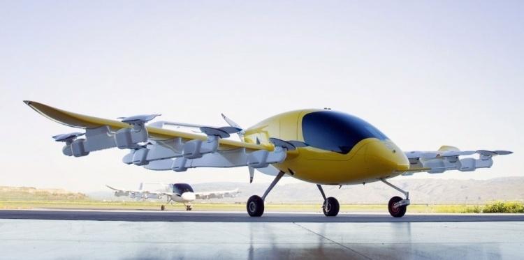 Boeing и Kitty Hawk стали стратегическими партнёрами по созданию аэрокаров