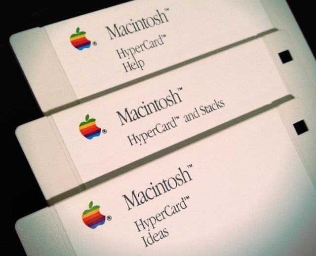 HyperCard, потерянное звено в эволюции Веба - 2