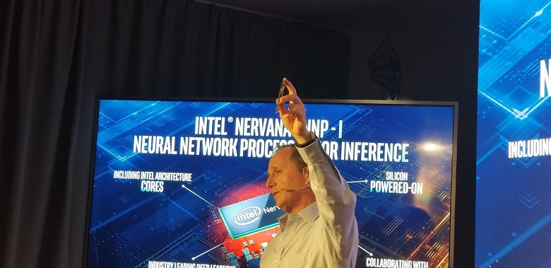 Intel NNP-I — ускоритель искусственного интеллекта, созданный на основе процессора Ice Lake