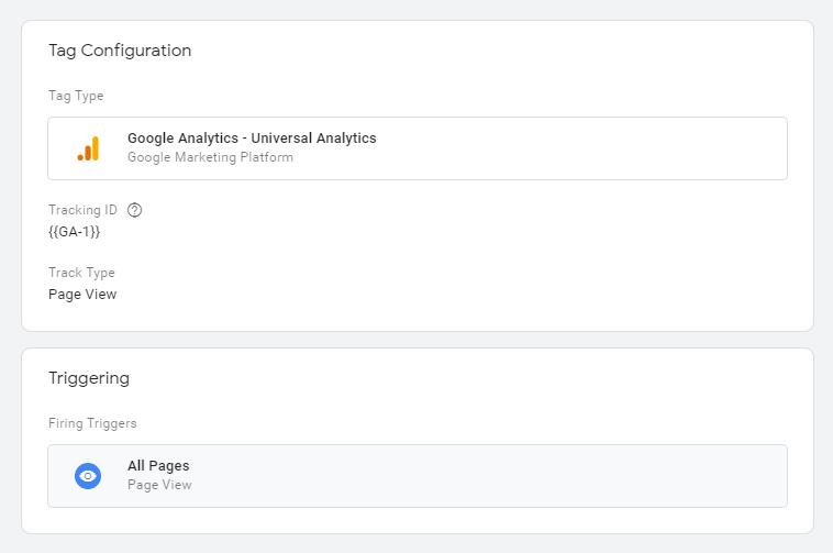 Как настроить веб-аналитику на AMP страницах - 5