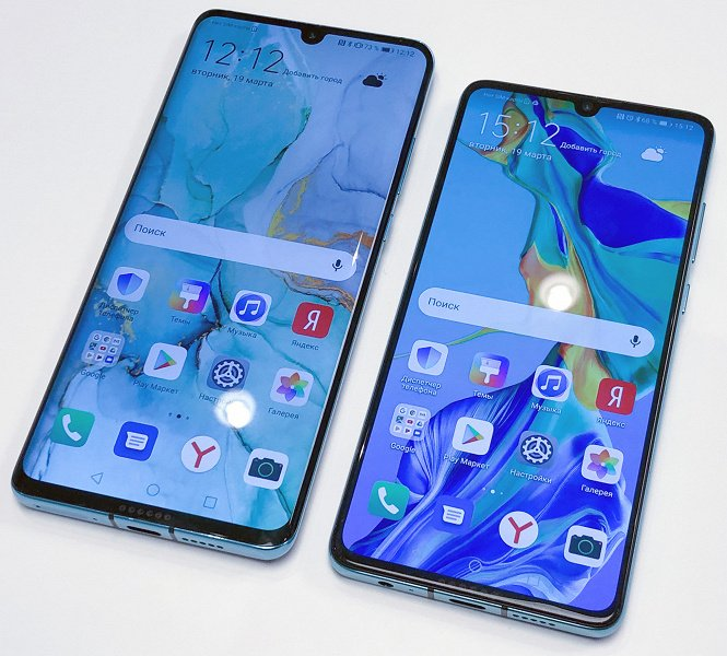 Назло санкциям США: смартфоны Huawei P30 продаются почти в два раза быстрее предшественников