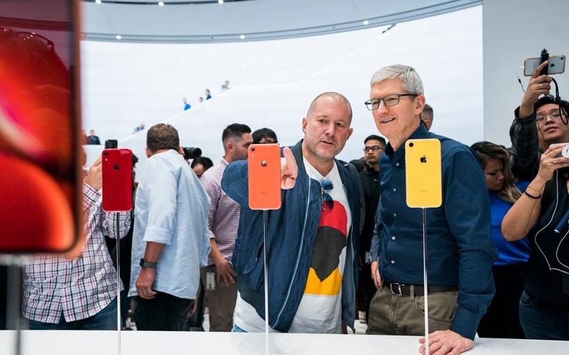 Джони Айв уходит из Apple - 1