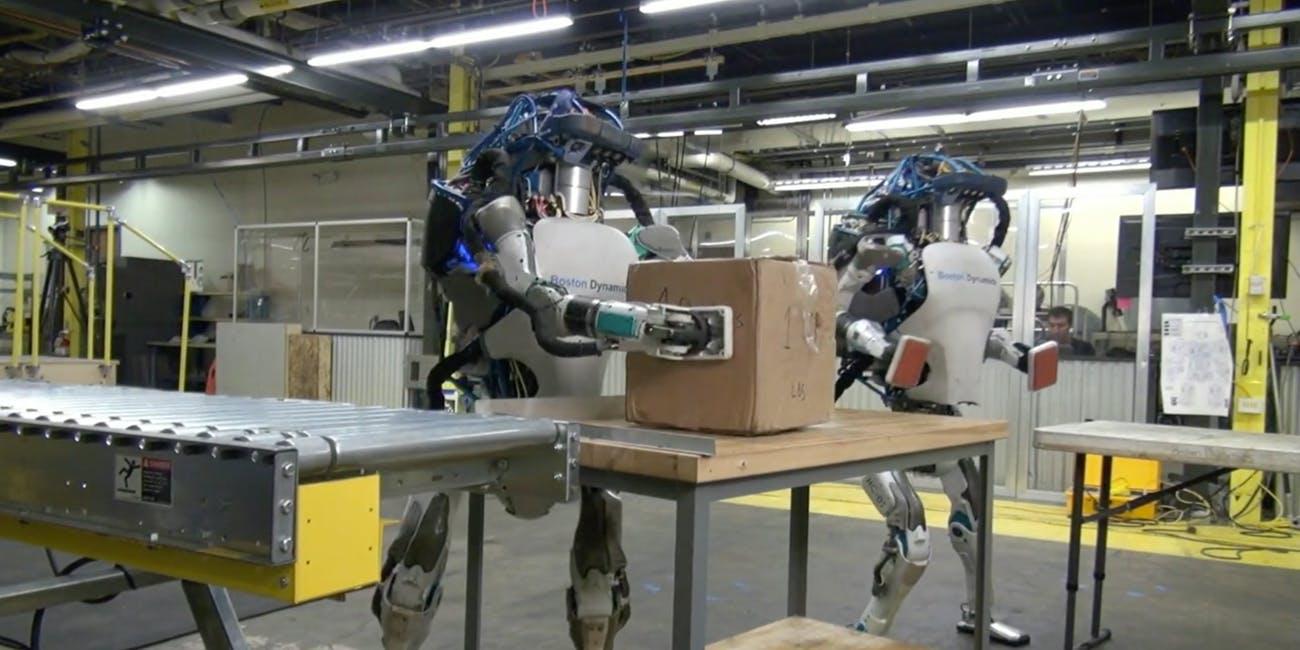 К 2030 году роботы могут оставить без работы около 20 млн людей - 1
