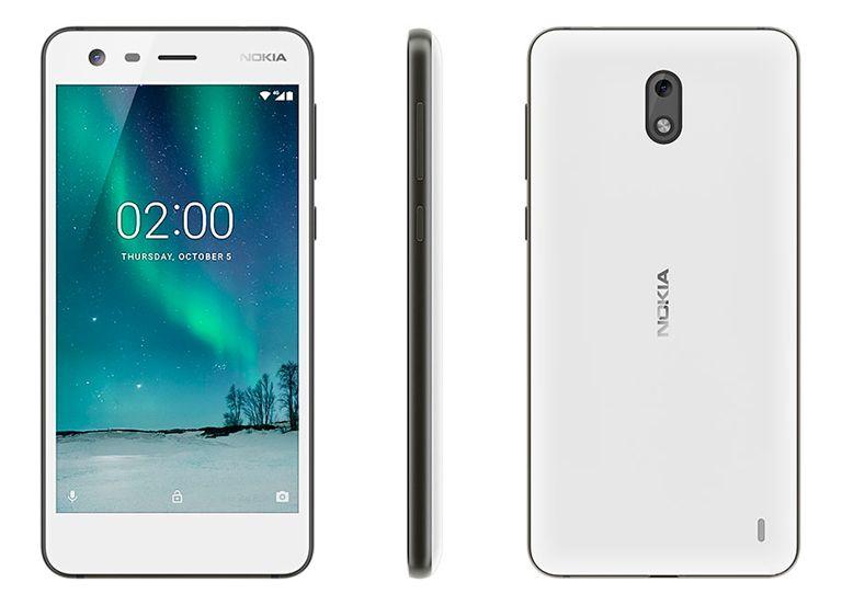 Не все смартфоны Nokia были обновлены до Android Pie. Модель Nokia 2 эту версию ОС вообще не получит