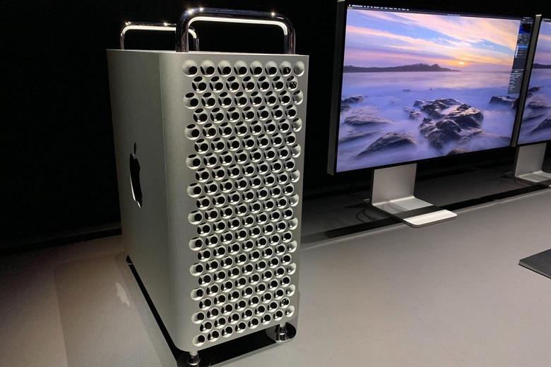 Новый ПК Apple Mac Pro будут собирать в Китае, а не в США, как прошлую модель