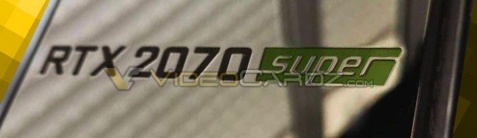 Стали известны все параметры видеокарт GeForce RTX 2060 Super и RTX 2070 Super