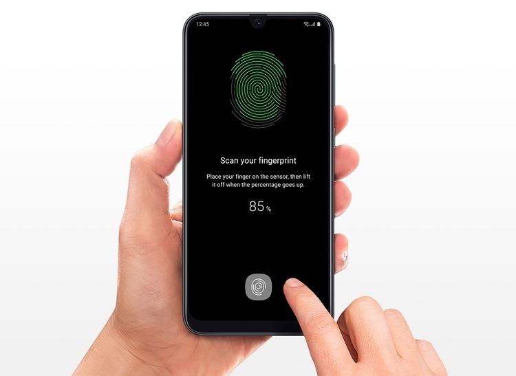 BOE встроила сканер отпечатков в LCD-дисплей: ждём появление технологии в бюджетных смартфонах