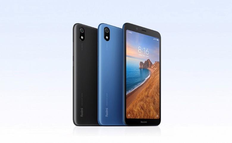 Индийская версия смартфона Redmi 7A может получить порт USB-C