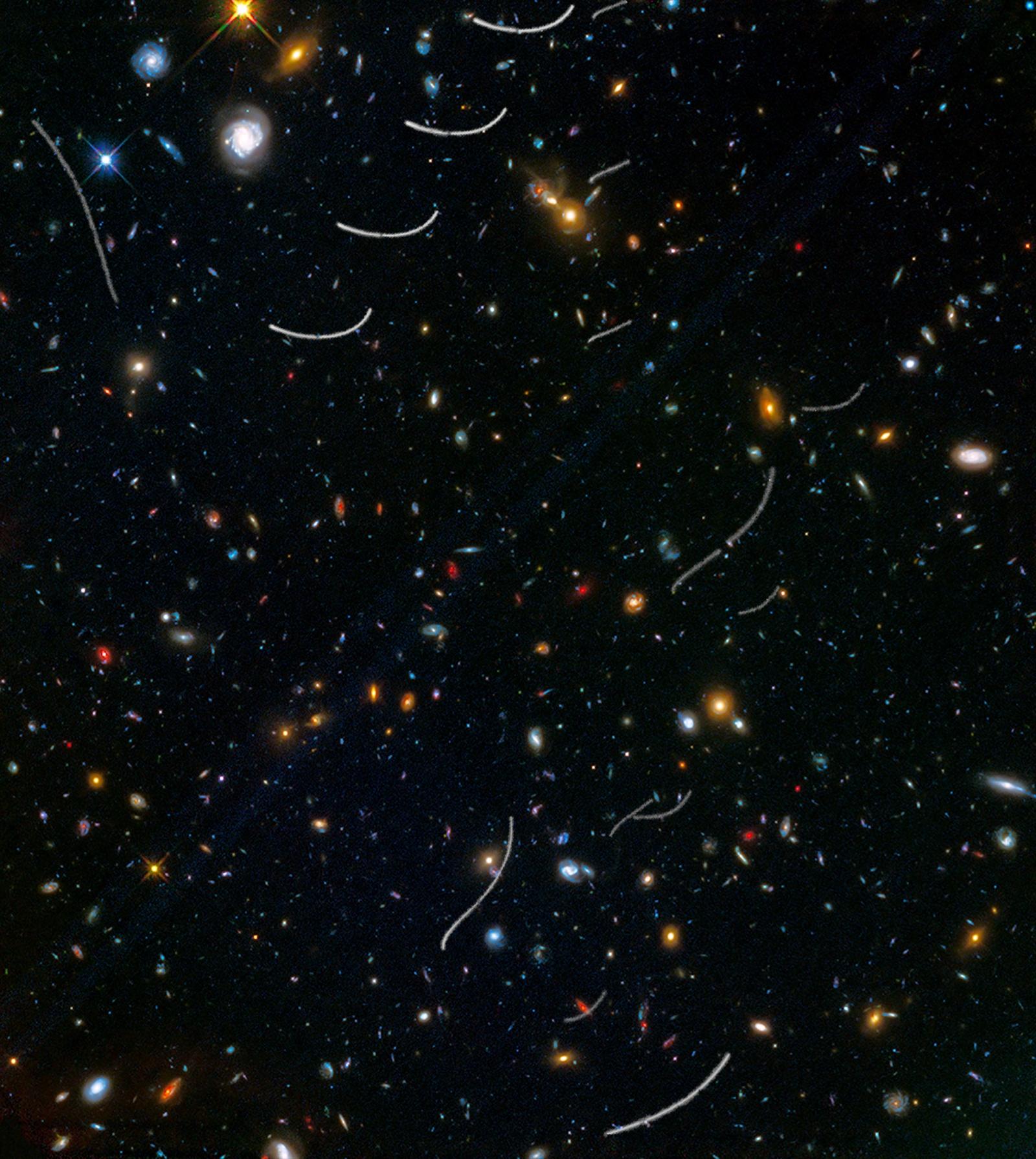 Ищем астероиды — проект «Hubble Asteroid Hunter» - 2