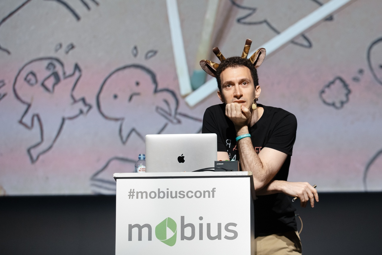 Как прошёл Mobius 2019 Piter (и немного о следующем Mobius) - 2