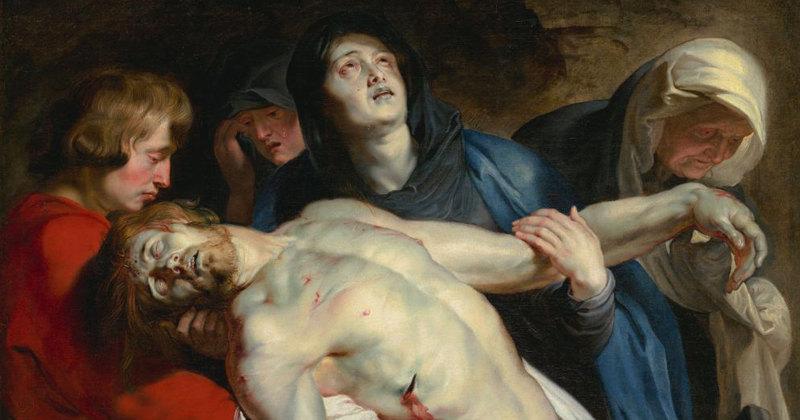 Копия картины Рубенса оказалась оригиналом