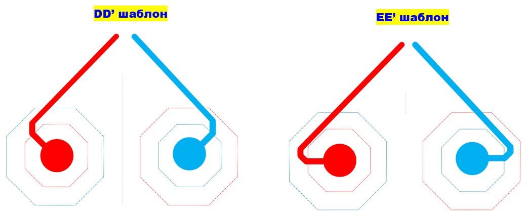Методы сопряжения электрических соединений при трассировке дифференциальных пар на печатных платах - 13