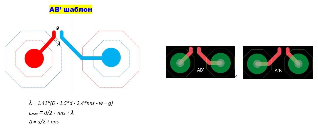 Методы сопряжения электрических соединений при трассировке дифференциальных пар на печатных платах - 14