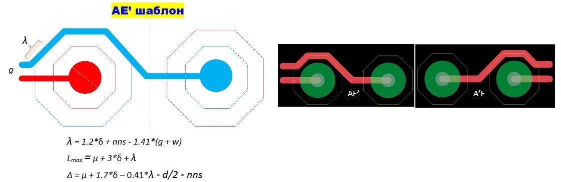 Методы сопряжения электрических соединений при трассировке дифференциальных пар на печатных платах - 16