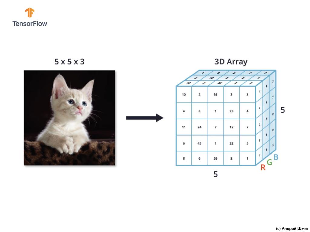 Погружение в свёрточные нейронные сети. Часть 5 - 1 — 9 - 12