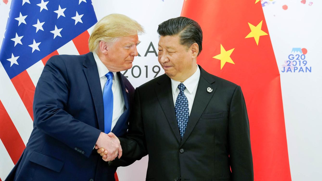Президент США отменяет санкции против Huawei - 1