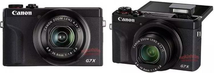 Canon PowerShot G7X Mark III: характеристики и изображения новой компактной камеры незадолго до анонса