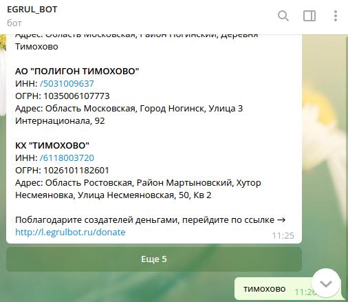 OSINT на платформе Telegram & наркогео_чаты Telegram - 2