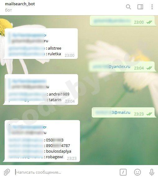 OSINT на платформе Telegram & наркогео_чаты Telegram - 5