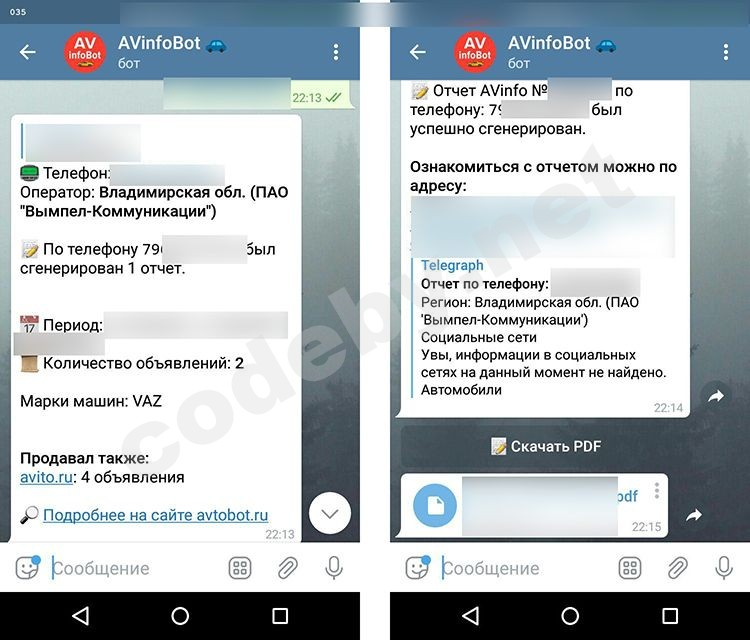 OSINT на платформе Telegram & наркогео_чаты Telegram - 9