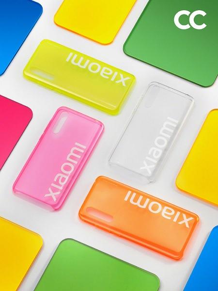 Xiaomi CC9 выйдет в сопровождении множества разноцветных чехлов, созданных начинающими художниками