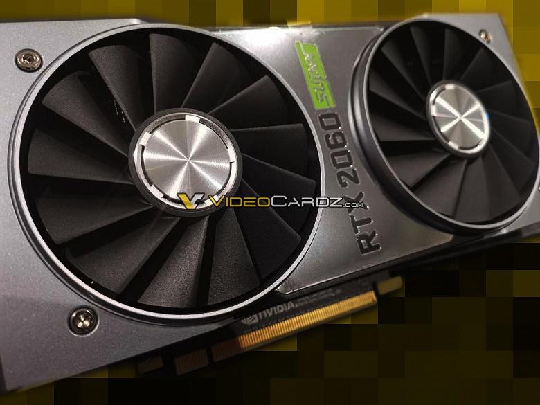 Фотогалерея дня: Nvidia GeForce RTX 2060 Super на живых фото со всех сторон
