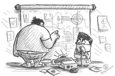 Ломаем игру на память: целый детектив - 1