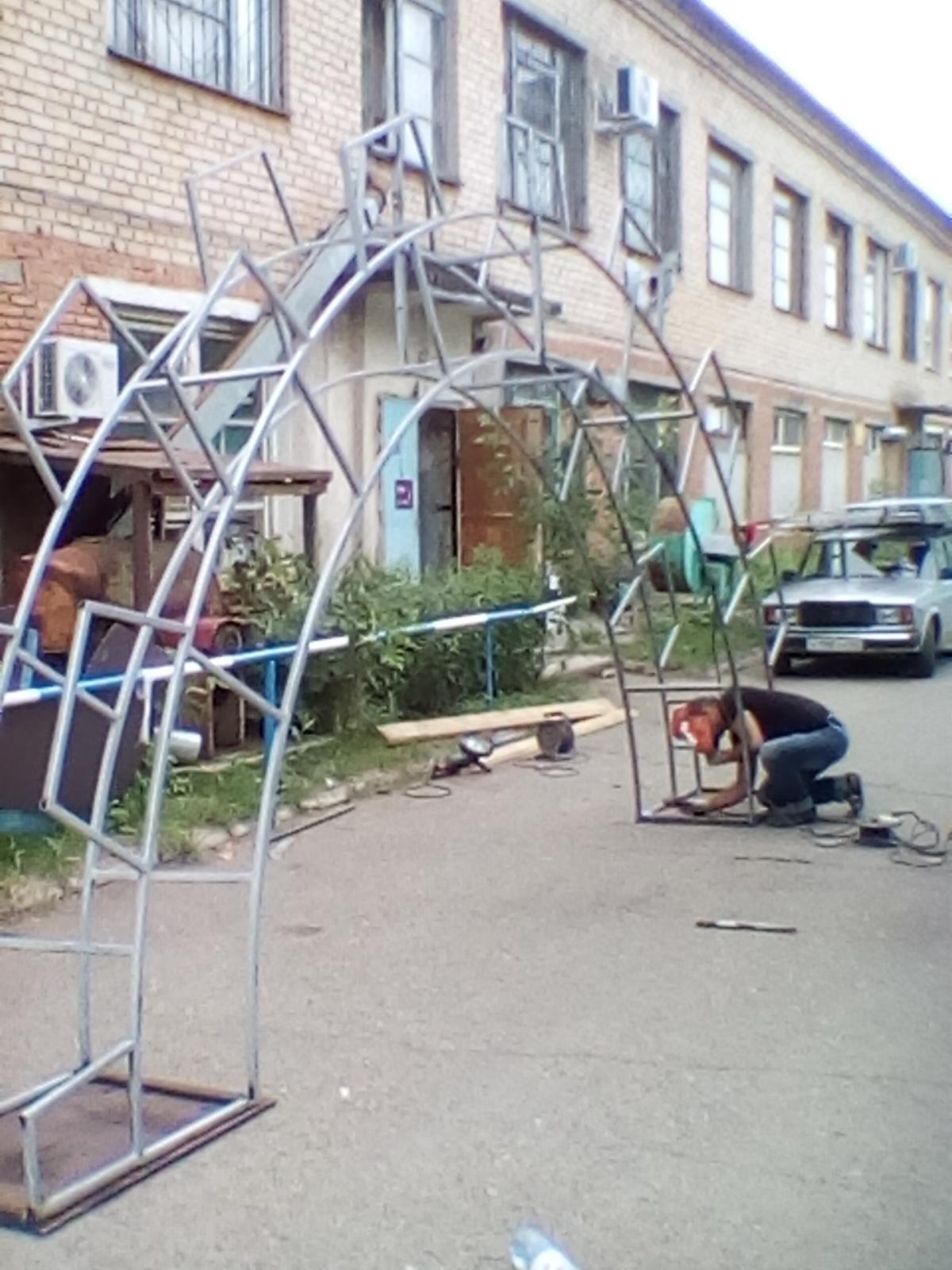 Сделал большую полушестерню на солнечных панелях за 250 000 рублей (2 часть) - 16