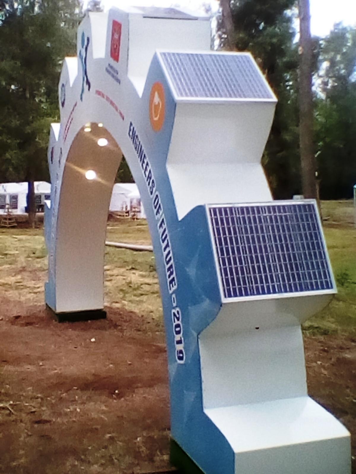 Сделал большую полушестерню на солнечных панелях за 250 000 рублей (2 часть) - 37